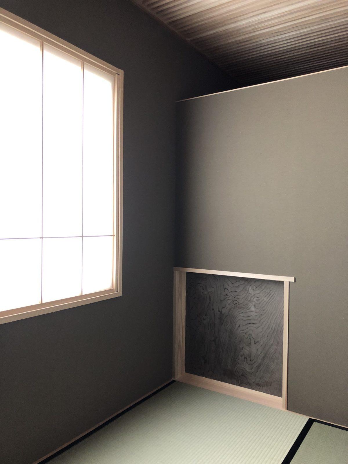 『澄心の茶室』